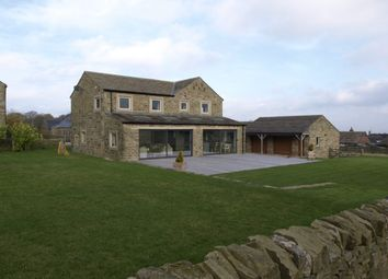 Thumbnail 5 bed barn conversion for sale in Birdsedge Lane, Birdsedge, Huddersfield