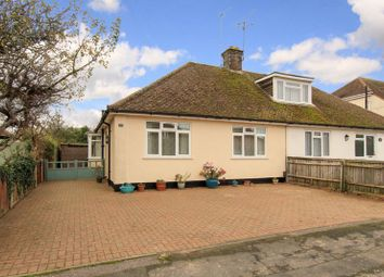 Thumbnail 2 bed semi-detached bungalow for sale in Beaconsfield Road, Tring