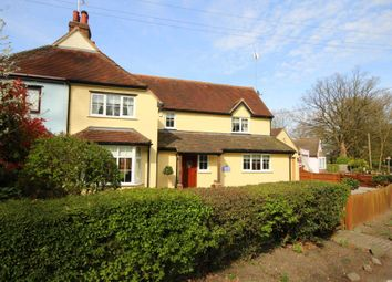 Thumbnail 3 bed semi-detached house for sale in Chivers Road, Stondon Massey, Brentwood