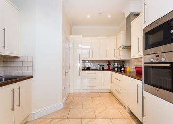 Thumbnail 3 bed flat to rent in Sutton Lane North, London