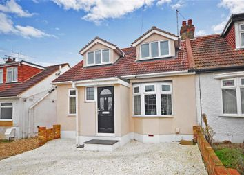 Thumbnail 4 bedroom bungalow for sale in Percival Road, Hornchurch, Essex