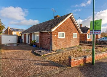 Thumbnail 2 bed detached bungalow for sale in Freshbrook Close, Lancing