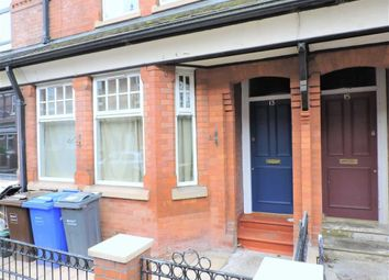 Thumbnail 3 bed terraced house to rent in Carrill Grove, Levenshulme, Manchester