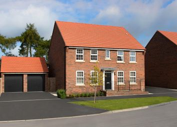 "Thumbnail 4 bedroom detached house for sale in ""Chelworth"" at The Mount, Frome"