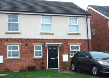 Thumbnail 2 bed semi-detached house to rent in Stonefont Grove, Grimethorpe, Barnsley