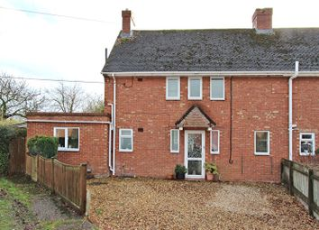 Thumbnail 3 bed semi-detached house for sale in Station Road, Sway, Lymington