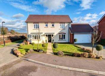 Thumbnail 4 bed detached house for sale in Pasture View Oaklands Lane, Smallford, St. Albans