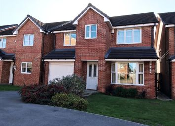Thumbnail 4 bed detached house for sale in Spindle Close, Dewsbury, West Yorkshire
