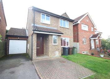 Thumbnail 3 bed detached house to rent in Banks Way, Burpham, Guildford