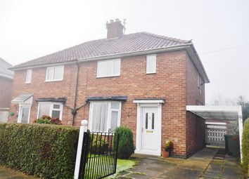 Thumbnail 2 bedroom semi-detached house for sale in Turnmire Road, Dringhouses, York