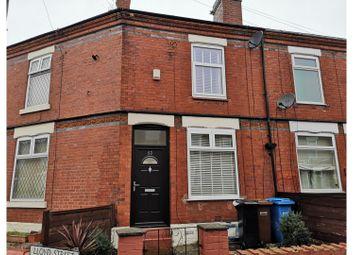 Thumbnail 2 bedroom terraced house for sale in Lloyd Street, Heaton Norris