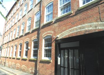 Thumbnail Studio to rent in Butt Close Lane, Churchgate, Leicester