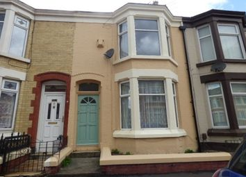 Thumbnail 3 bed property to rent in Empress Road, Kensington, Liverpool