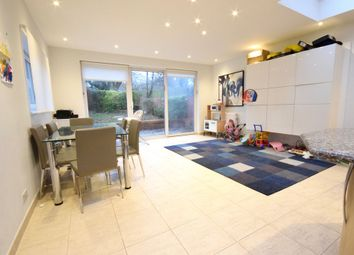 Thumbnail 3 bed semi-detached house for sale in Leeside Crescent, Temple Fortune, London