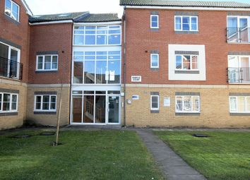 Thumbnail 2 bed flat for sale in Isabelle Court, Kettering