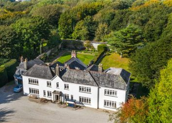 Thumbnail 7 bed detached house for sale in Trekenning, Newquay, Cornwall