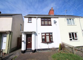 Thumbnail 3 bedroom semi-detached house for sale in Hawthorne Road, Willenhall