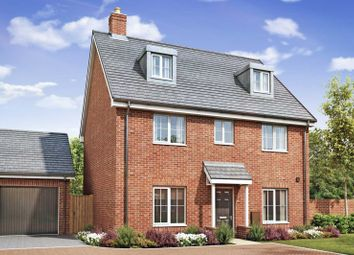 Thumbnail 5 bed detached house for sale in Fontwell Avenue, Eastergate, Chichester