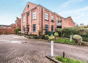 Thumbnail 2 bed flat for sale in Hawthorn Street, Wilmslow