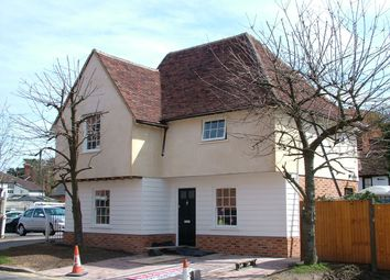 Thumbnail 1 bed maisonette to rent in Haslers Mews, Fryerning Lane, Ingatestone, Essex