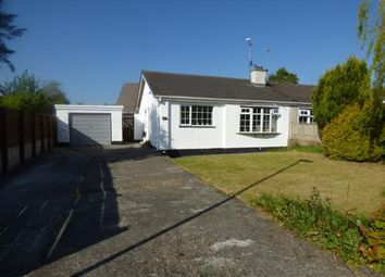 Thumbnail 2 bed bungalow for sale in Nant Y Felin, Pentraeth, Sir Ynys Mon, North Wales