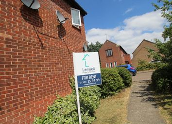 Thumbnail 2 bed flat to rent in Lowndes Grove, Shenley Church End, Milton Keynes