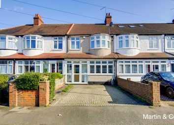 Thumbnail 3 bed terraced house for sale in Headley Avenue, Wallington