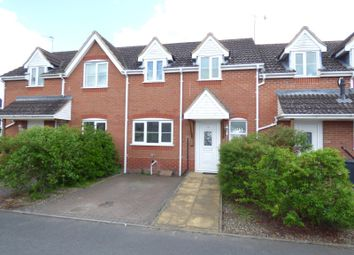 Thumbnail 3 bed terraced house to rent in Jubilee Close, Stoke Prior, Bromsgrove