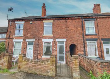 Thumbnail 2 bedroom terraced house for sale in Market Place, Somercotes, Alfreton