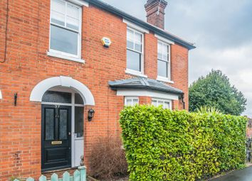 Thumbnail 4 bed semi-detached house for sale in Gordon Road, Maidenhead