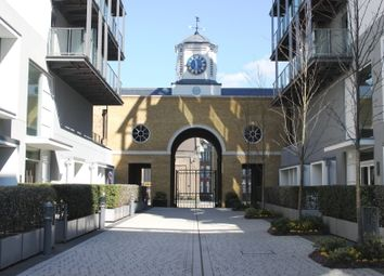 Thumbnail 1 bed flat to rent in Royal Carriage Mews, Royal Arsenal Riverside, Woolwich, London