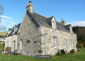 Thumbnail 4 bedroom detached house to rent in Pitnacree, Pitlochry