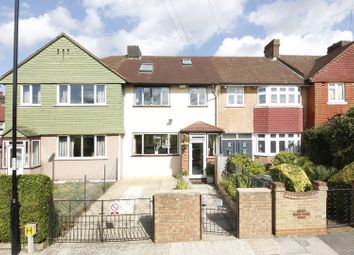 Thumbnail 4 bed terraced house for sale in Otford Crescent, Crofton Park