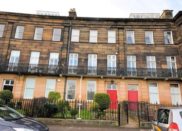Thumbnail 2 bed flat for sale in The Crescent, Scarborough, North Yorkshire