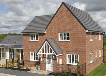 "Thumbnail 4 bed detached house for sale in ""Lincoln"" at Morgan Drive, Whitworth, Spennymoor"
