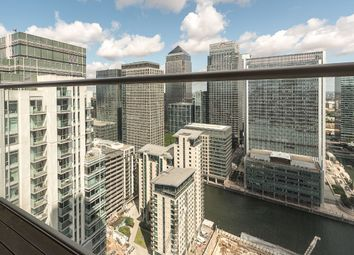 Thumbnail 2 bed flat to rent in Marsh Wall Lane, Canary Wharf