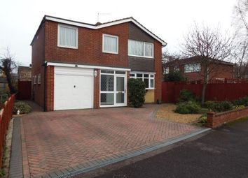 Thumbnail 4 bed detached house for sale in Stubbington, Fareham, Hampshire
