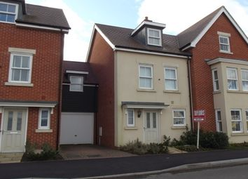Thumbnail 4 bedroom semi-detached house to rent in Walker Mead, Biggleswade