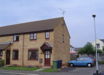 Thumbnail 3 bedroom end terrace house to rent in Haighs Close, Chatteris