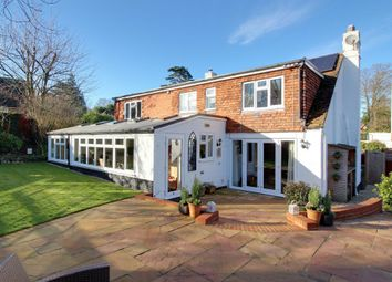 Thumbnail 5 bedroom detached house for sale in London Road, Binfield, Bracknell