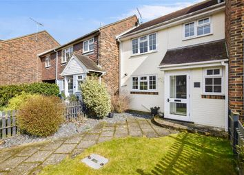 Thumbnail 3 bed terraced house for sale in Burch Grove, Walberton, Arundel, West Sussex