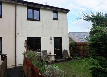 Thumbnail 3 bed semi-detached house for sale in Tremeddan Court, Liskeard