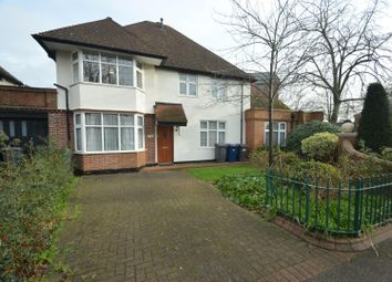 Thumbnail 4 bed detached house for sale in The Ridgeway, London