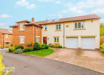Thumbnail 4 bed detached house for sale in Applehayes Rise, Easton-In-Gordano, Bristol, Somerset