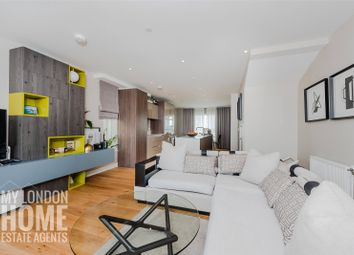 Bayliss Heights, 8 Peartree Way, Millenium Village, Greenwich SE10. 3 bed flat for sale