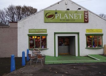 Thumbnail Commercial property for sale in Edinburgh, Midlothian
