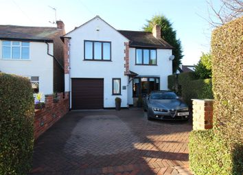 Thumbnail 3 bed detached house for sale in Attenborough Lane, Chilwell, Nottingham