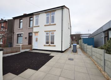 Thumbnail 3 bed semi-detached house for sale in Vicarage Lane, Blackpool