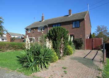 Thumbnail Semi-detached house for sale in Pinewood Road, Stapenhill, Burton-On-Trent