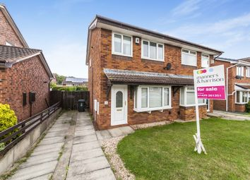 Thumbnail 3 bed semi-detached house for sale in Springston Road, Hartlepool